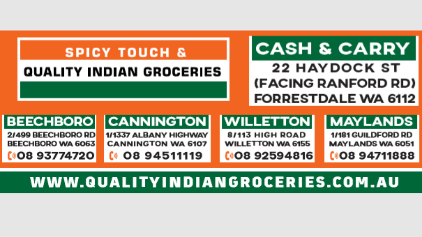 Spicy Touch Indian Grocers